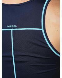 DIESEL - Blue Dtank for Men - Lyst