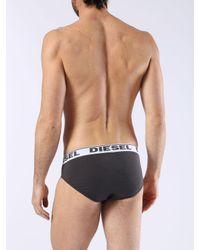 DIESEL - Black Umbr-andrethreepack for Men - Lyst