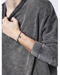 DIESEL - Multicolor Asanty Bracelet - Lyst