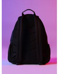 DIESEL - Black Lu-backpack - Lyst