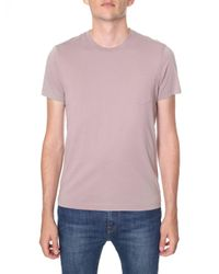 Belstaff - Pink New Thom Crew Neck Tee for Men - Lyst