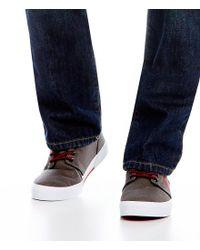 Polo Ralph Lauren | Gray Faxon Casual Sneakers for Men | Lyst