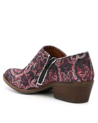 Lucky Brand - Multicolor Ferryn Velvet Shooties - Lyst