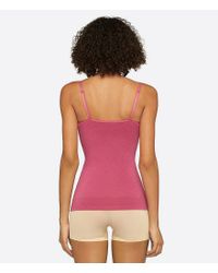 Yummie By Heather Thomson | Purple Seamless Shape Convertible Camisole | Lyst