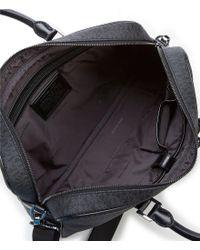 Michael Kors - Black Jet Set Logo Large Briefcase for Men - Lyst