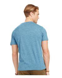 Polo Ralph Lauren | Blue Classic-fit Cotton Mesh Polo Shirt for Men | Lyst