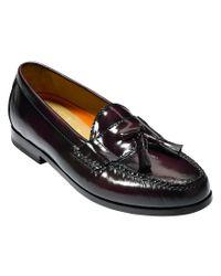 Cole Haan   Black Grand Pinch Men ́s Tassel Loafers for Men   Lyst