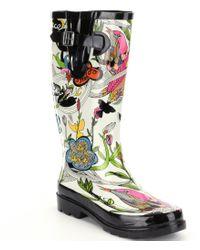 The Sak | Multicolor Rhythm Rain Boots | Lyst