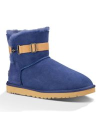 UGG - Blue ® Aurelyn Booties - Lyst
