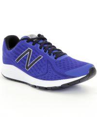 New Balance   Blue Men ́s Vazee Rush V2 Running Shoes   Lyst