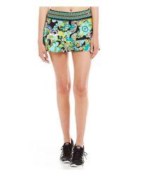 Trina Turk - Green Recreation Monaco Tennis Skirt - Lyst