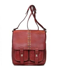 Patricia Nash | Brown Soft Veg Tan Collection Armeno Messenger Bag | Lyst
