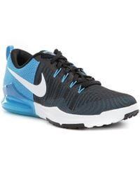 Nike | Blue Men ́s Zoom Dynamic Tr Lace Up Training Shoes for Men | Lyst