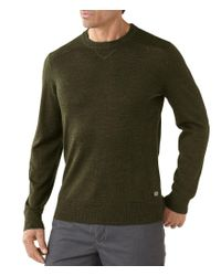 Smartwool | Green Kiva Ridge Crew for Men | Lyst