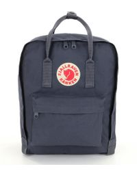 Fjallraven | Blue The Classic Kanken Backpack for Men | Lyst