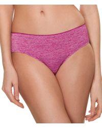 B.tempt'd | Purple B.tempt ́d By Wacoal B.splendid Bikini Panty | Lyst