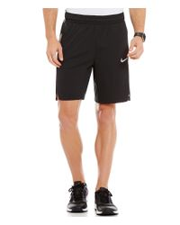Nike | Black Elite Dri-fit Basketball Shorts for Men | Lyst