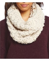 Collection 18 | Purple Chunky-stitch Cowl | Lyst