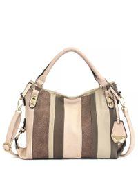 Jessica Simpson | Multicolor Ryanne Patchwork Cross-body Bag | Lyst