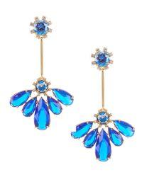 Kate Spade | Blue Color Crush Drop Earrings | Lyst