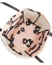 kate spade new york - Multicolor Hawthorne Lane Collection Ryan Floral Tote - Lyst