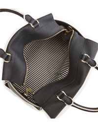 Kate Spade - Black Leewood Place Collection Makayla Scalloped Satchel - Lyst