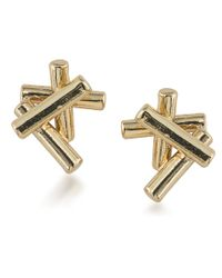 Trina Turk | Metallic Adrift Sticks Stud Earrings | Lyst