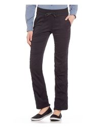 The North Face   Black Aphrodite 2.0 Pant   Lyst