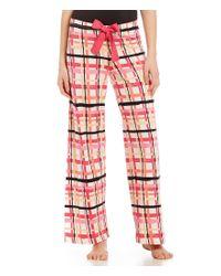 Hue | Red Topia Angel Plaid Sleep Pants | Lyst