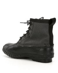 Sorel - Black Men's Cheyanne Ii Short Cvs Waterproof Boots for Men - Lyst