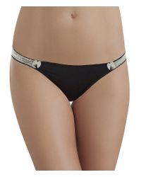 B.tempt'd - Black Most Desired Bikini Panty - Lyst