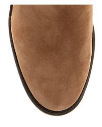 Vince Camuto - Brown Brilley Suede Over The Knee Boots - Lyst