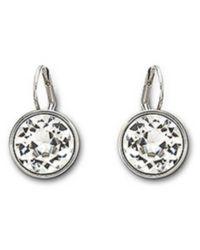 Swarovski - Metallic Bella Earrings - Lyst