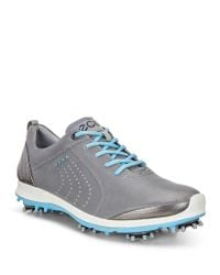 Ecco | Gray Women's Biom G 2 Free Water Resistant Golf Shoes | Lyst