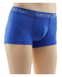 Calvin Klein - Black Air Micro Low-rise Trunks for Men - Lyst