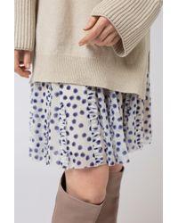 Dorothee Schumacher - Multicolor Magic Dot Skirt - Lyst