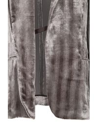 Dorothee Schumacher - Gray Smooth Flaunt Jacket - Lyst