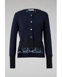 Dorothee Schumacher - Blue Favourite Destination Cardigan 1/1 - Lyst