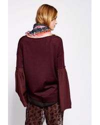 Dorothee Schumacher - Purple Layer Love Pullover 1/1 - Lyst