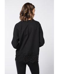Dorothee Schumacher - Black Effortless Emotion Sweater 1/1 - Lyst