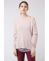 Dorothee Schumacher - Pink Beauty Boarding Pullover 1/1 - Lyst