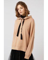 Dorothee Schumacher - Multicolor Cosy Casual Hoodie Sweatshirt 1/1 - Lyst