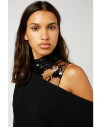 Dorothee Schumacher - Black Beauty Legend Pullover Boatneck 1/1 - Lyst