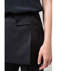 Dorothee Schumacher - Black Cool Ambition Classic Loose Fit Pants + Peplum - Lyst