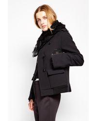 Dorothee Schumacher - Black Structure Love Jacket - Lyst