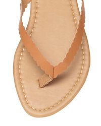 Dorothy Perkins Brown Tan 'sandy' Sandals