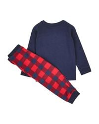 Dorothy Perkins - Red Boys 'bearly Awake' Pyjama for Men - Lyst