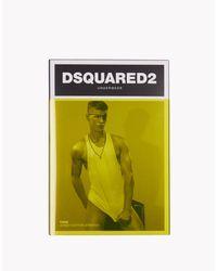 DSquared² - Black Tank Top for Men - Lyst