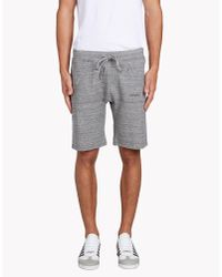 DSquared² - Gray New Dan Fit Shorts for Men - Lyst