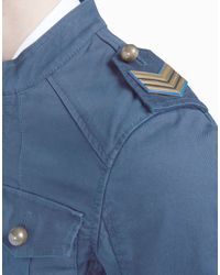 DSquared² - Blue Golden Arrow Kaban for Men - Lyst
